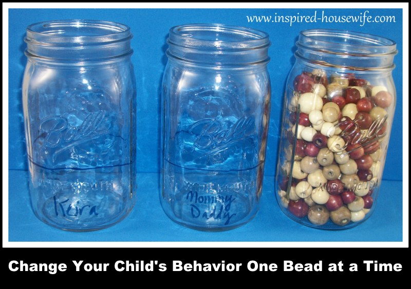 bead and jar reinforcement