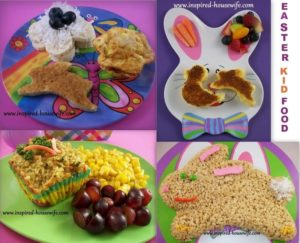 Easter Kid Food