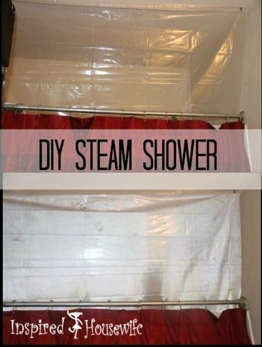 DIY Steam Shower