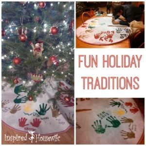 Fun Holiday Traditions