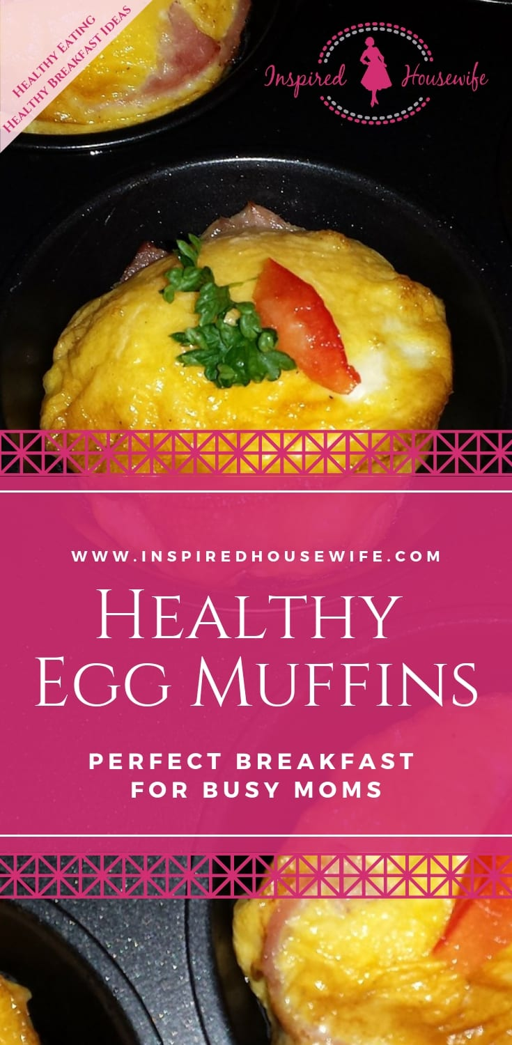Healthy Egg Muffins – 21 Day Fix